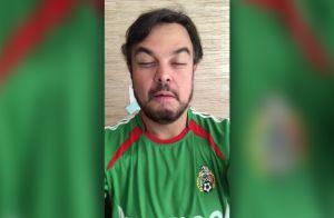 El video racista de Aleks Syntek tras el triunfo de Corea en el Mundial