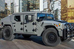Conoce el nuevo Humvee que todos quieren conducir