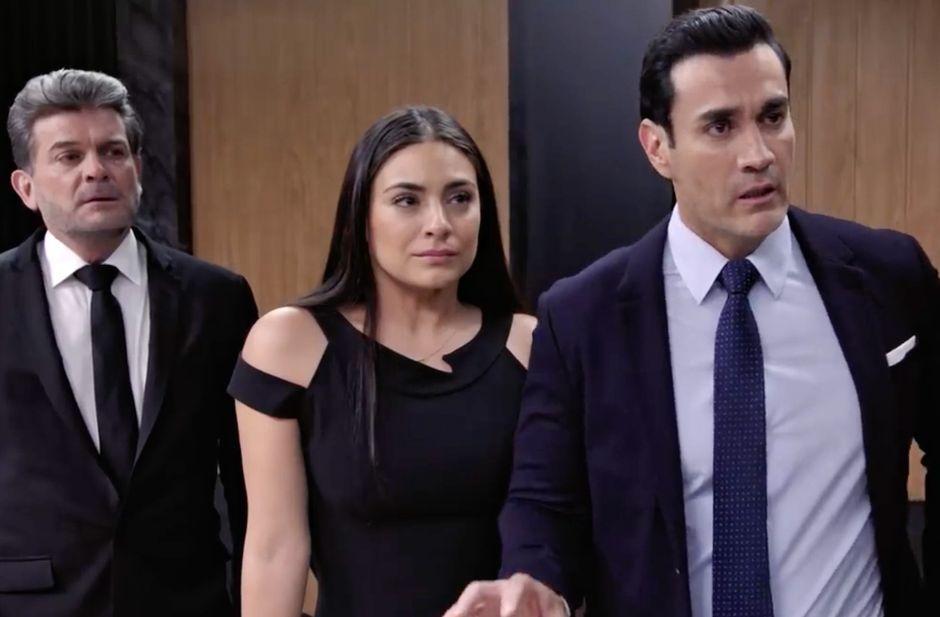 Así fue el capítulo final de 'Por amar sin ley', telenovela de Televisa y Univision