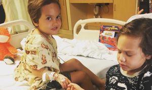 Insólito: Le detectan tumor cerebral a su hija, y días después también a su hijo