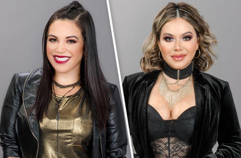 Fotos: El antes y después de Jacqie Rivera, hermana de Chiquis Rivera, tras su increíble transformación