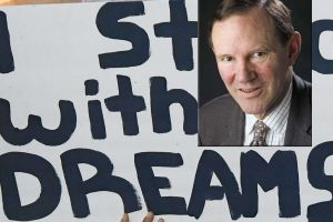 """Donald Graham: """"Lo que estamos haciendo con los Dreamers simplemente es equivocado"""""""