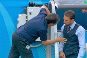 ¿Qué le dijo el 'Bolillo' Gómez al entrenador de Inglaterra en medio de la goleada?