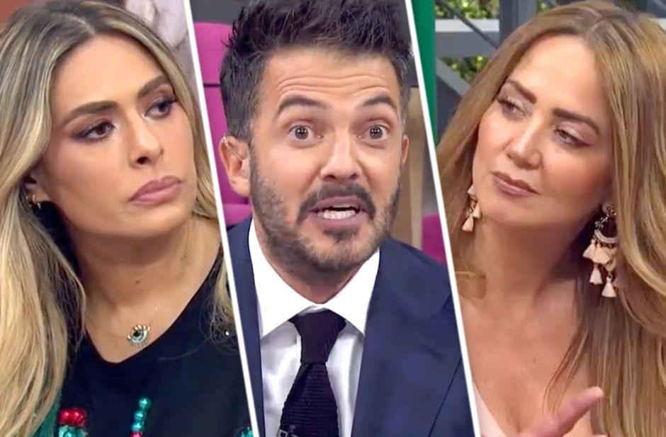 Exigen despidos de Andrea Legarreta y Galilea Montijo de 'Hoy' tras salida de Fernando del Solar