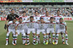 El daño que causó Trump a los jugadores de la selección de Irán