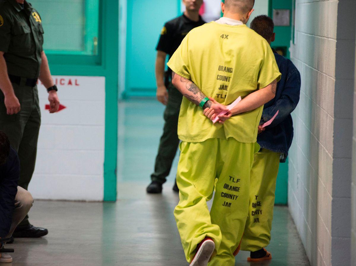 'Esto es una cárcel, no un hospital'