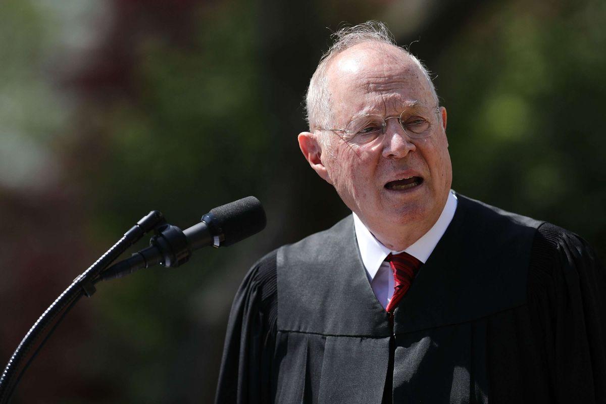 Juez Kennedy, 81 años de edad.
