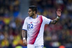 Malas noticias en Costa Rica: Matarrita le dice adiós al Mundial