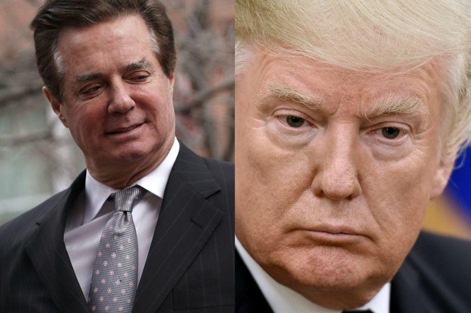 Juez manda a jefe de campaña de Trump a la cárcel y el presidente lloriquea en Twitter