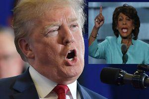Trump amenaza en Twitter a congresista que pidió acosar a su gabinete
