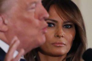 Melania Trump alza la voz por los inmigrantes