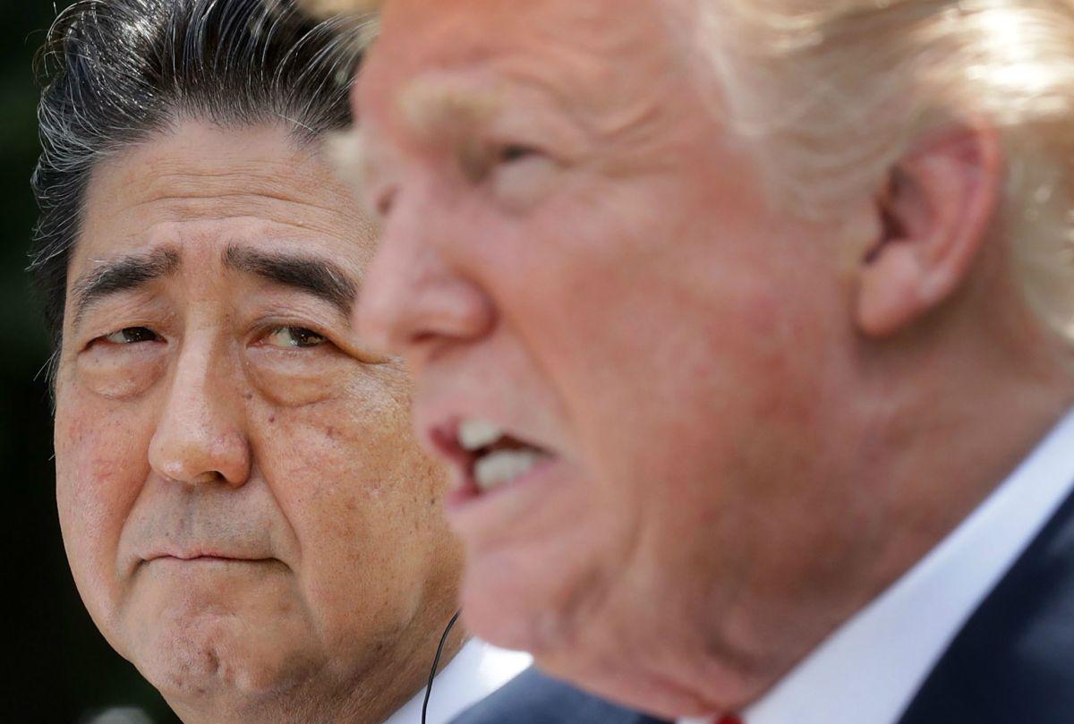 Trump hizo estas polémicas declaraciones en la cumbre del G7