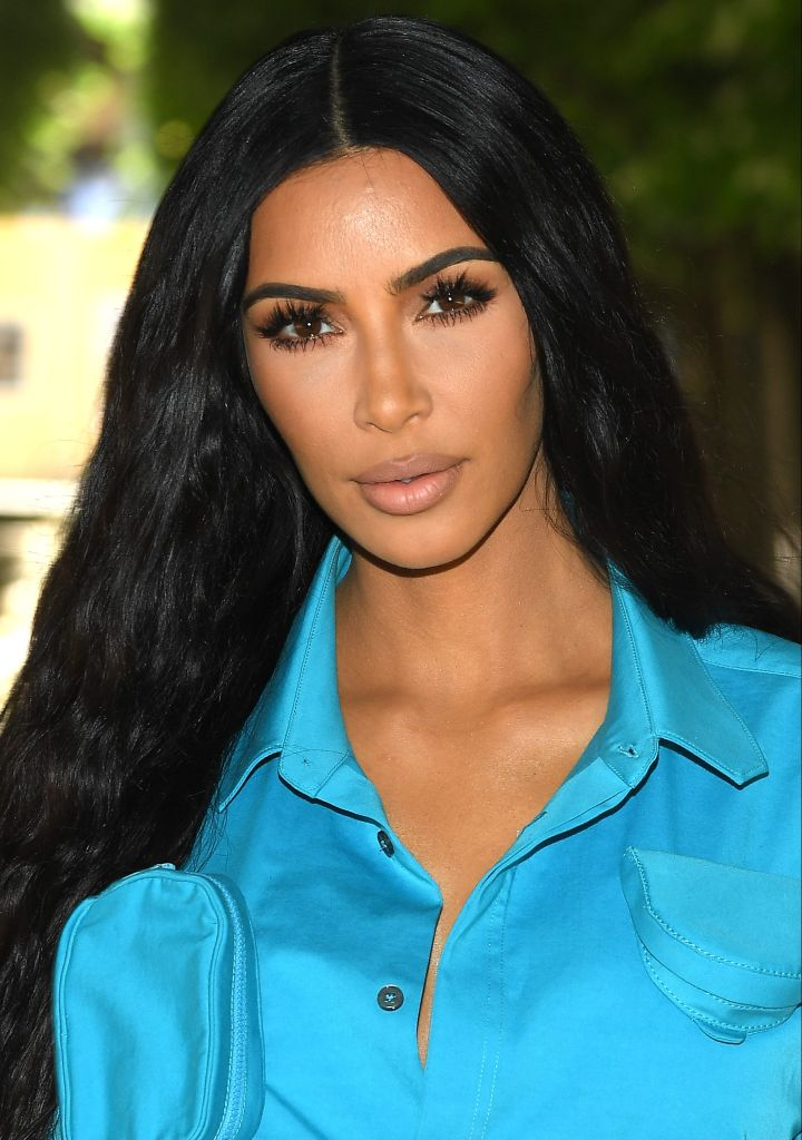 Kim Kardashian regresó a París, dos años después del aterrador robo