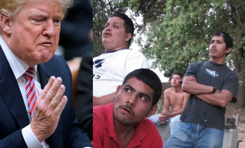 """Trump da cachetada a inmigrantes al prometer que EEUU no será """"un campo de refugiados"""""""