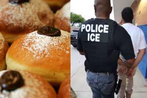 Agente de ICE encubierto engañó a trabajadores con Donuts antes de iniciar redada
