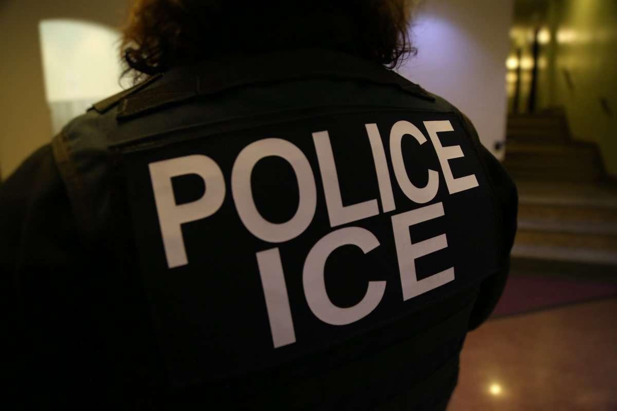 """ICE tiene áreas """"sensibles"""" donde no realiza operativos."""