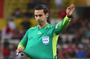 Los árbitros también juegan: El mexicano César Ramos calificó a octavos en Rusia 2018