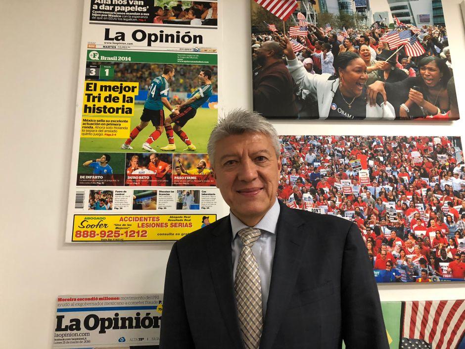 Chucho Ramírez dio sus razones para no llevar a Chicharito al Mundial Sub 17