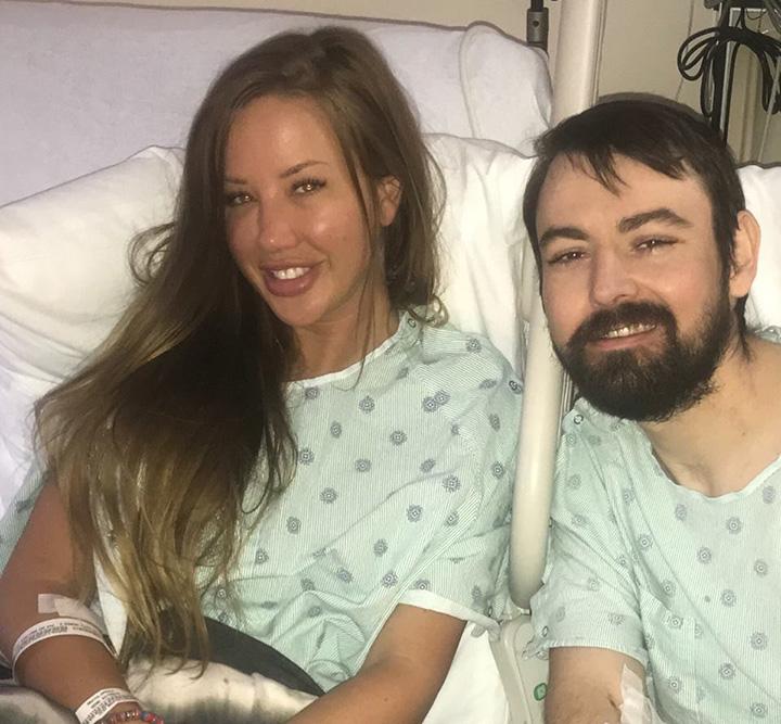 Seis meses después, su propósito de año nuevo le salvó la vida