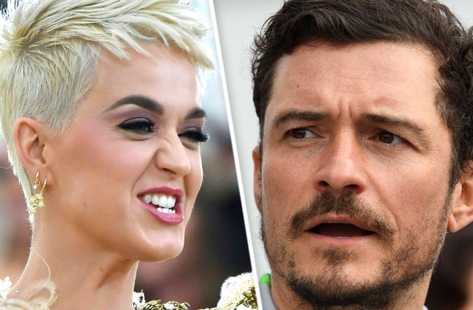 """Así fue la """"accidentada"""" y dulce pedida de mano de Orlando Bloom a Katy Perry"""