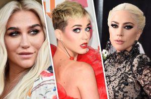 Katy Perry fue violada, reveló Kesha en mensaje a Lady Gaga