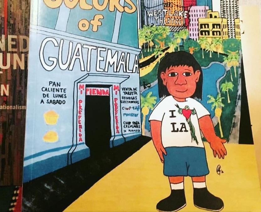"""#BuenosDíasLA: La Comunidad Ixim de Guatemala presenta """"Las aventuras de Gaby"""""""