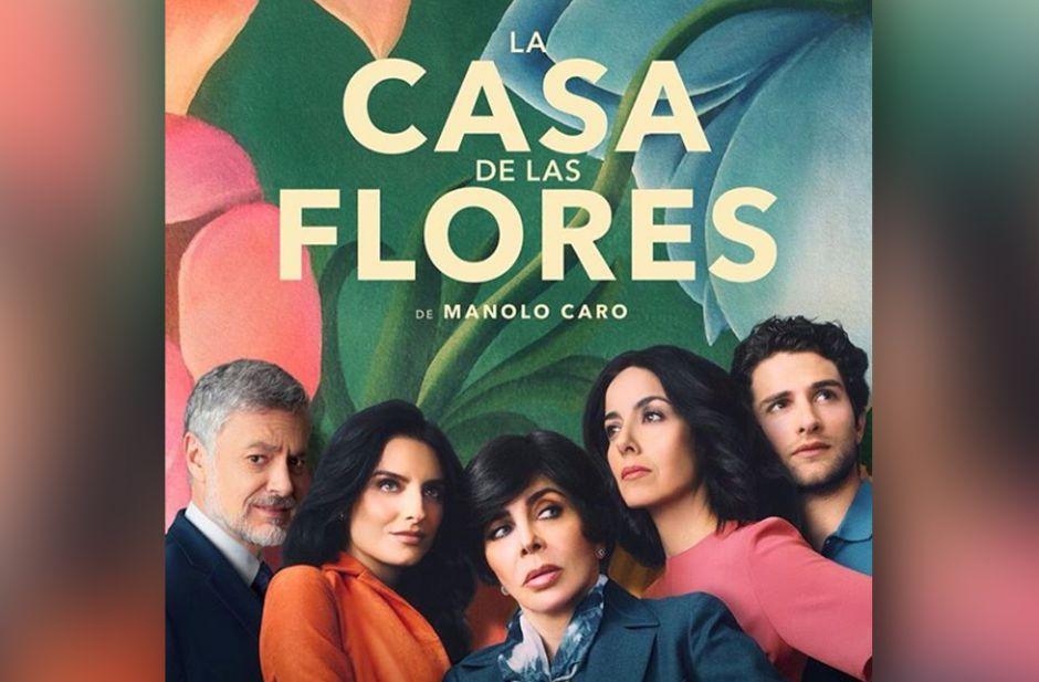 ¡Confirmado! 'La Casa de las Flores' regresa a Netflix con temporada 2 y 3