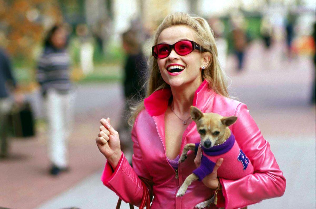Reese Witherspoon reveló lo que tuvo que hacer para obtener el papel de 'Legalmente Rubia'