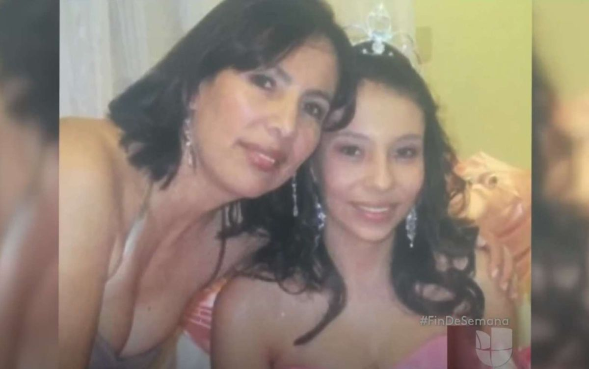 La madre e hija son originarias de Colombia.