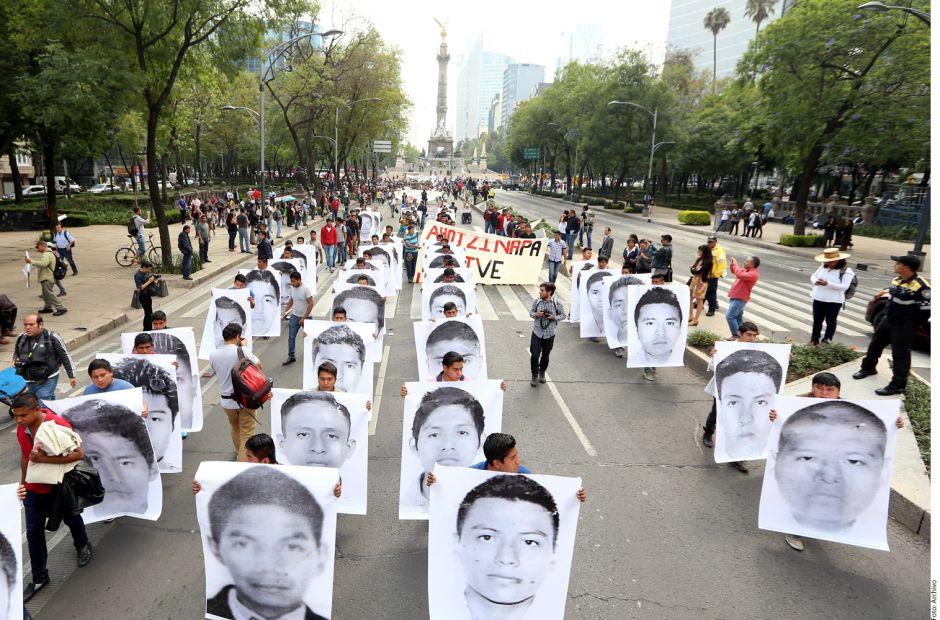 """Va gobierno de México por nueva """"verdad histórica"""" en caso Ayotzinapa"""