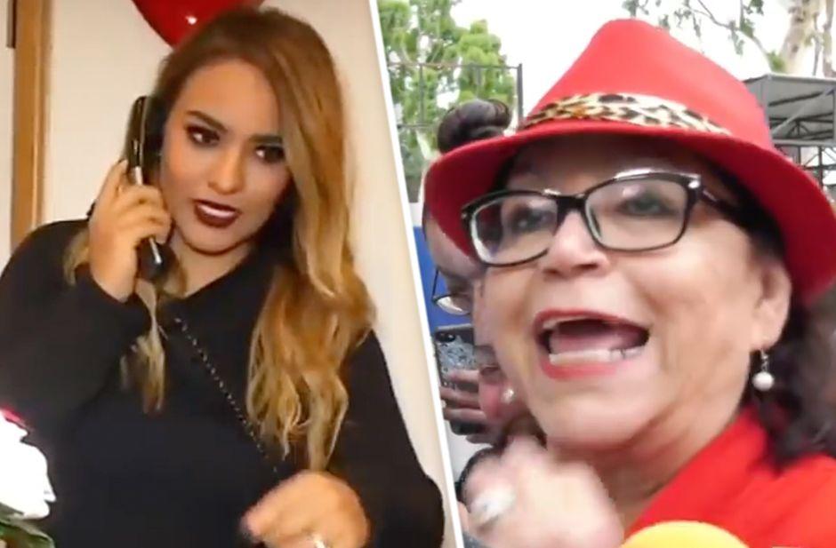 Las razones de Doña Rosa, madre de Lupillo Rivera, para no hablar con Mayeli
