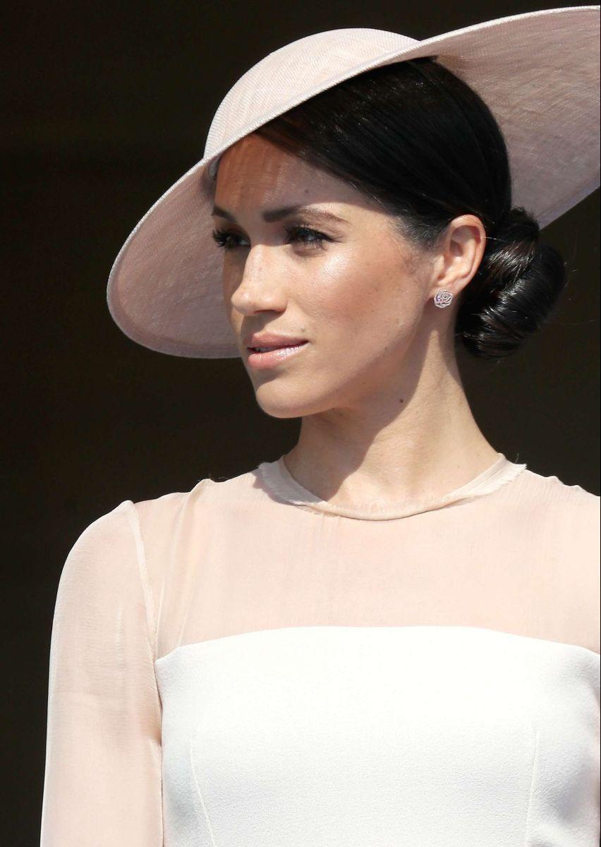 Meghan Markle, la duquesa de Sussex, puso de moda las pecas con su maquillaje natural