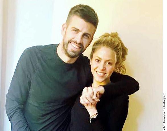 """Shakira ante el triunfo del FC Barcelona sobre el Real Madrid: """"Mi marido hoy un espectáculo"""""""