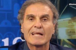 """Ruggeri atiza el fuego: """"Barra bravas de Boca quemaron mi casa cuando fiché con River"""""""