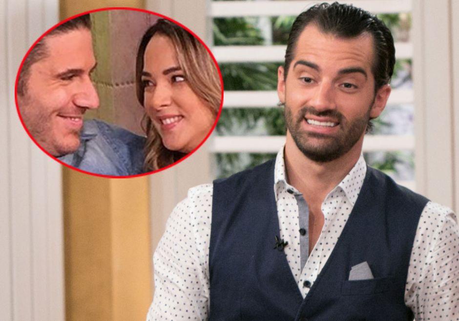 Toni Costa responde a las comprometedoras fotos de Adamari López con el chef James