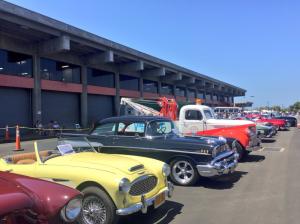 23.ª Torrance City Yard Open House anual: autos de ayer, ahora y siempre