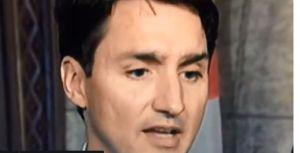 ¿Usó Justin Trudeau cejas postizas en la cumbre del G-7?