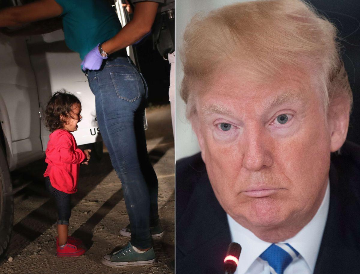 Cien menores inmigrantes siguen separados de sus padres por incumplimiento del gobierno Trump