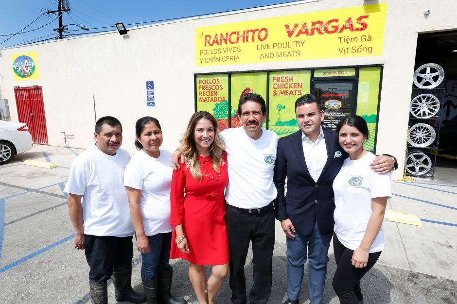 El Ranchito Vargas, un negocio con una misión de salud