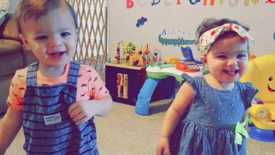 Gemelos de dos años mueren ahogados en la guardería