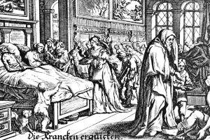Cómo el temor por el Juicio Final llevó a la creación de los hospitales