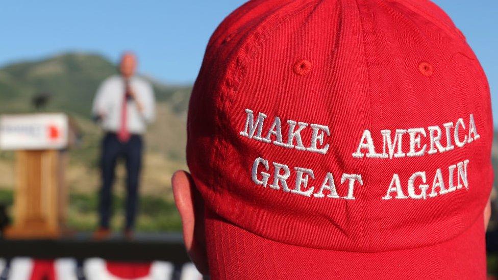 Los estadounidenses que apoyan fervorosamente la dura política migratoria de Trump