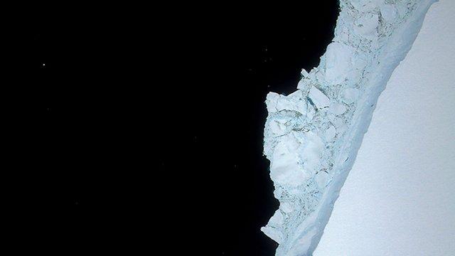 ¿Qué le ocurrió a A-68, el gigantesco iceberg que se desprendió hace un año de la Antártida?
