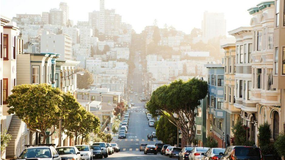 Estas empresas empeoraron la calidad del tráfico en San Francisco, dice reporte