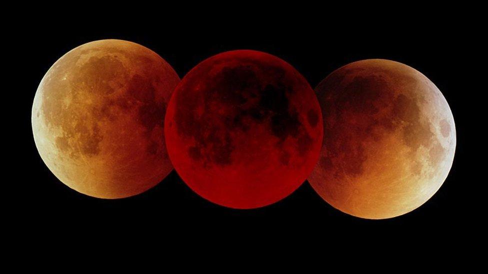 El eclipse lunar más largo del siglo, cómo verlo y lo que debes saber