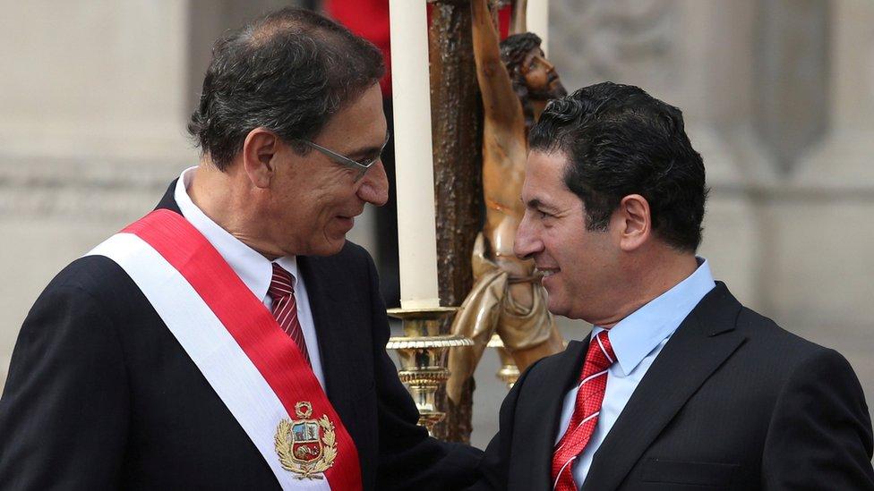 Terremoto político en Perú al salir a la luz grabaciones escabrosas de altos jueces