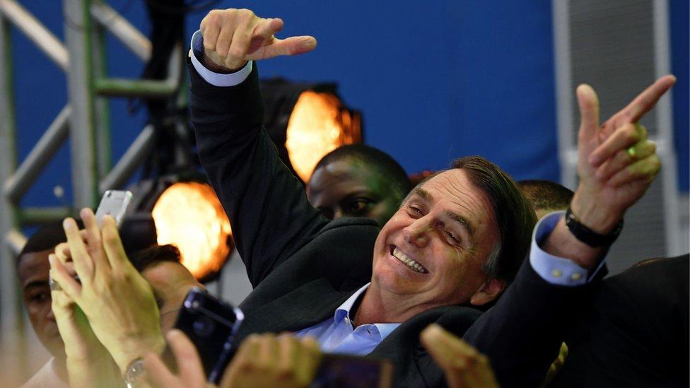 """""""Racista"""", """"homófobo"""" y defensor de la pena de muerte: Jair Bolsonaro, el potencial """"Trump brasileño"""""""