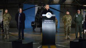 El polémico proyecto de Mauricio Macri para dar más poder a las Fuerzas Armadas de Argentina