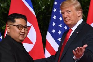 Trump dice que no pagó a Corea del Norte por el joven de EEUU que estuvo 17 meses preso en el país asiático