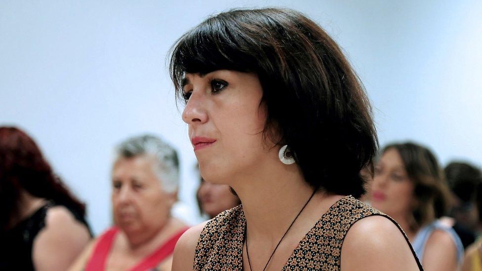 Juana Rivas pasará 5 años en la cárcel.